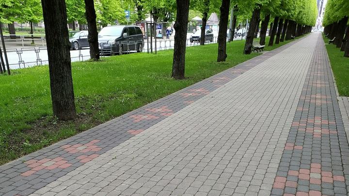 Два сквера в Дзержинском районе Новосибирска получили названия