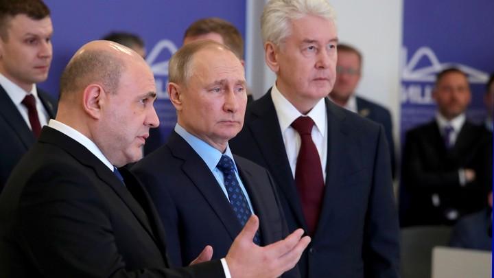 Мишустин против Собянина: Два сценария аппаратной войны