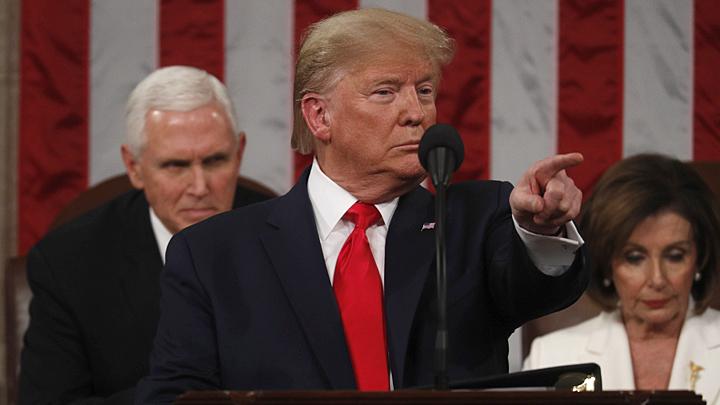 Повторуха-муха: Стоит ли дразнить Трампа за его обращение, как у Путина