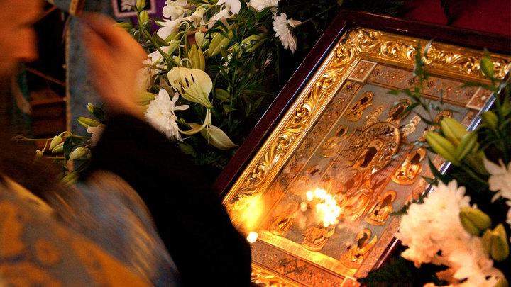 Русская святыня в Центральной Америке