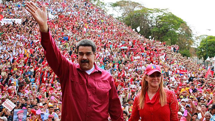 Казус Мадуро: Что не так во внешней политике России