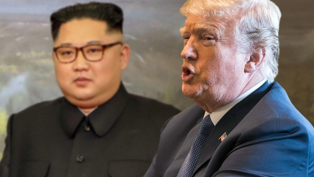 Почему Трамп сорвал саммит с Кимом, а потом передумал