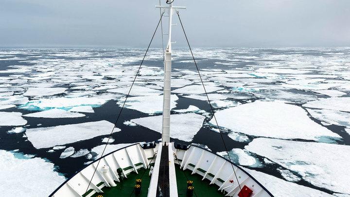 Россия может проиграть битву за Арктику. Потому что не хочет в неё включаться