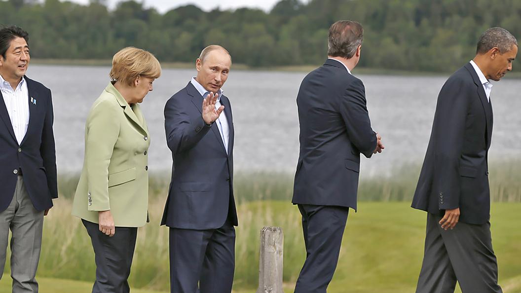 Россия за мировой переворот