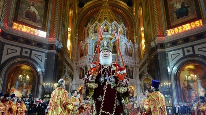 Пасха-2019: Послание Святейшего Патриарха Кирилла