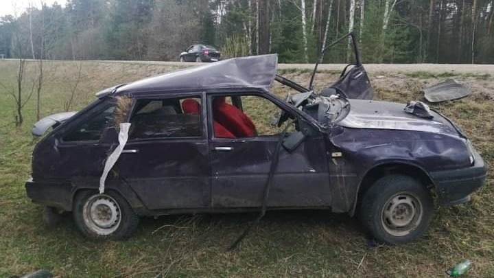 В Новосибирской области парень и девушка погибли в двух ДТП с водителями без прав