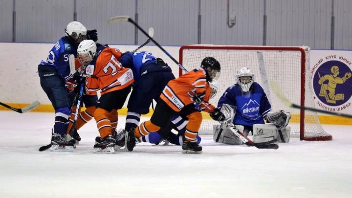 Победителями рагулинского турнира во Владимирской области стали юные хоккеисты из Сибири