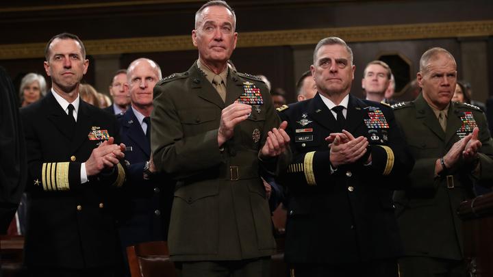 Пентагон накаляет: в Европу планируется перебросить оружия на 1,3 миллиарда