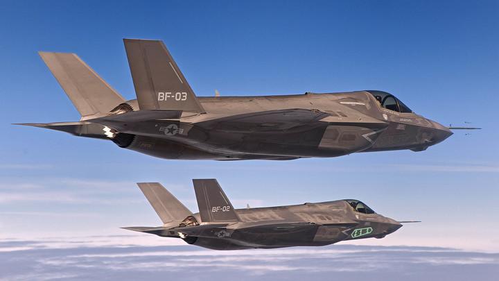 Израильские самолеты-невидимки F-35 вторглись в небо Ирана для разведки ядерных объектов