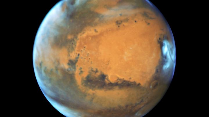 Химические вещества на Марсе уничтожат все живое