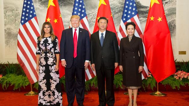 Китай, ты следующий: Трамп назвал американские удары по Сирии предупреждением для КНР