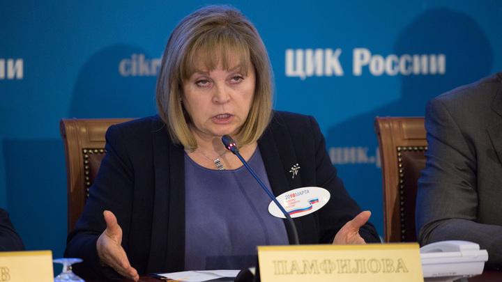 ЦИК поблагодарил страны Запада: Когда на русских давят, они сплачиваются как никогда