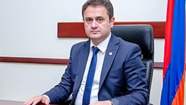 Губернатора Тавушской области назначили Министром высокотехнологической промышленности