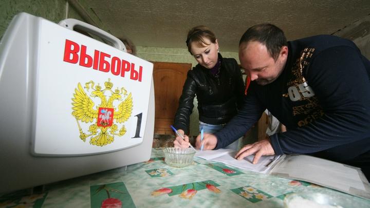 В Нижегородской области явка на выборы в Госдуму утром 19 сентября превысила 28%