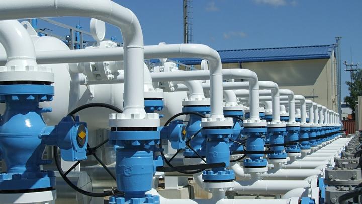 Газпром отказался использовать Украину для транзита газа, цена на который взлетела выше 900$