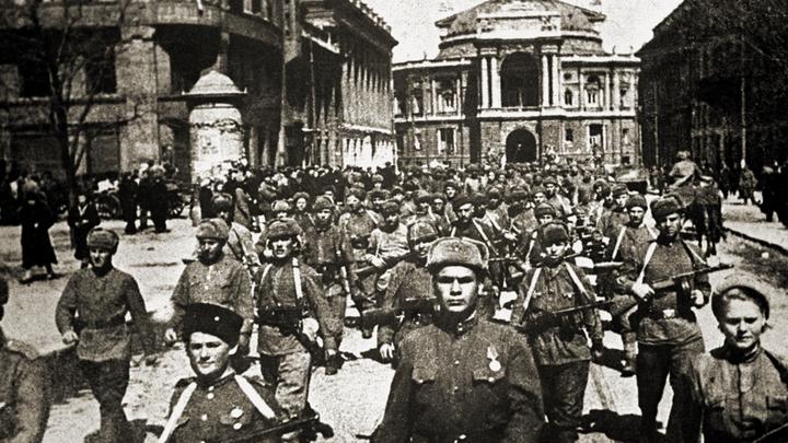 Киев отрёкся от памяти Великой Отечественной войны