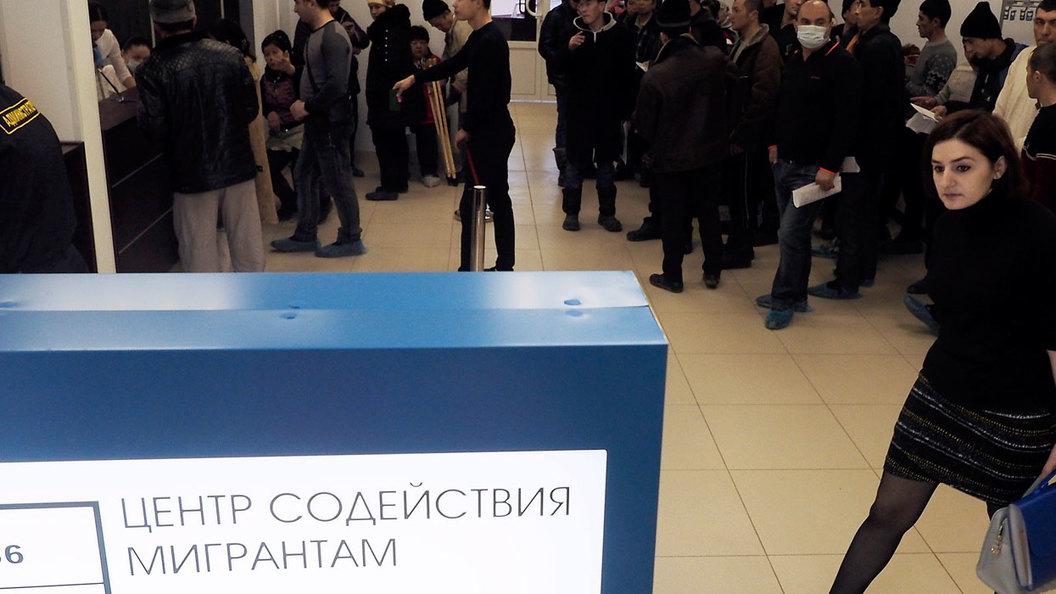 Иностранцы рвутся в Россию