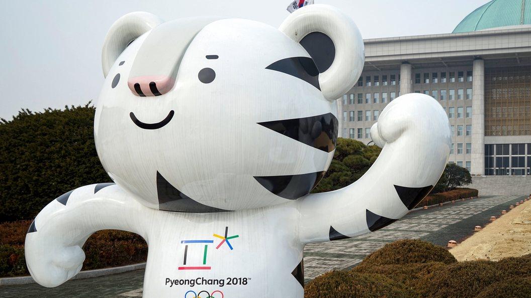 Русским хоккеистам слава: IIHF вынесла российские флаги на Олимпиаде в Пхенчхане
