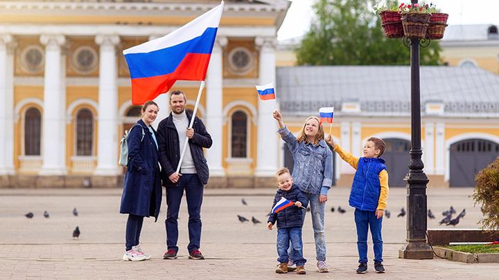 Русский прорыв Владимира Путина: Глава государства произнёс три главных слова