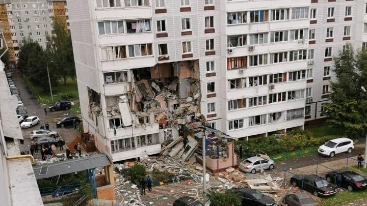 18 дней без еды и воды: В руинах взорвавшегося дома в Ногинске умирают домашние любимцы