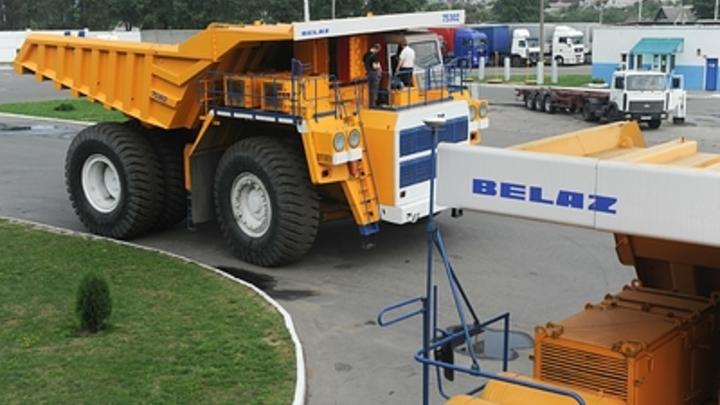 БелАЗ придумал способ, как обойти западные санкции