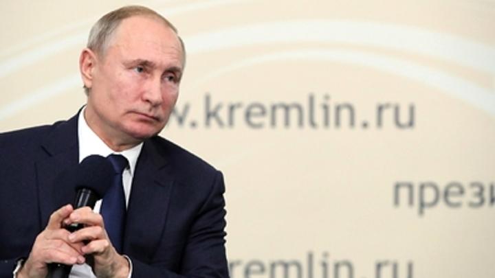 И нет там никаких я устал, я…: Пользователи Рунета о новогоднем обращении Путина - 2020