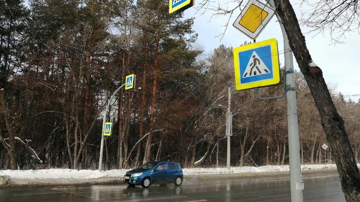 Ледяной дождь и штормовой ветер ворвались в Челябинскую область