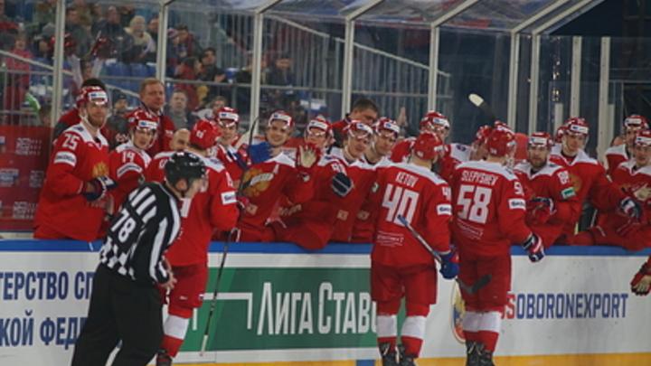 Жавнов сменил Знарка у руля Красной машины перед Олимпиадой