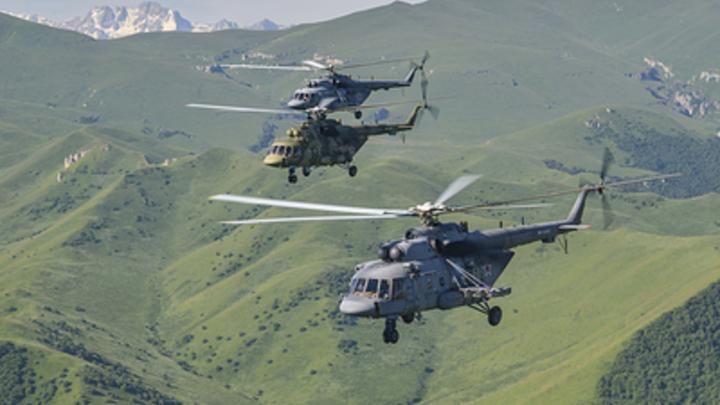 На Камчатке нашли разбившийся вертолет Ка-27 ФСБ России