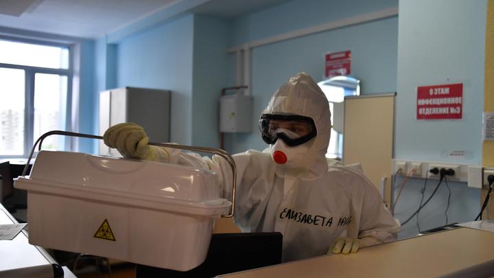 590 человек умерли от коронавируса в Новосибирской области