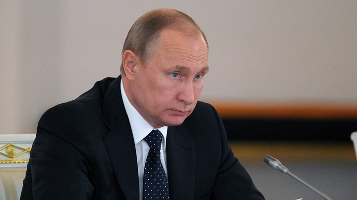 Путин проверил свои указы