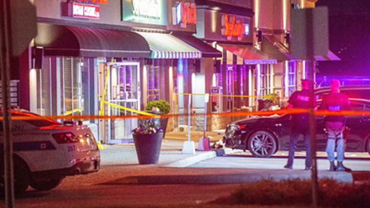 Полиция обнародовала фото террористов, взорвавших ресторан в Канаде