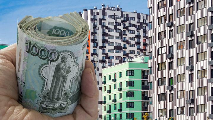 Недоступное жильё: Новостройки растут как на дрожжах, а покупать их некому