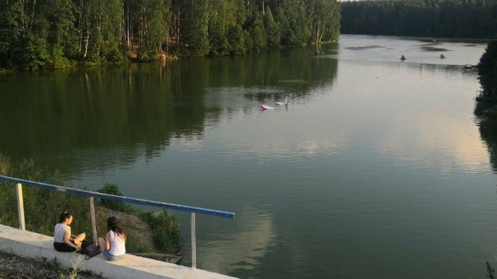В Иванове аварийно приводнился легкомоторный самолет