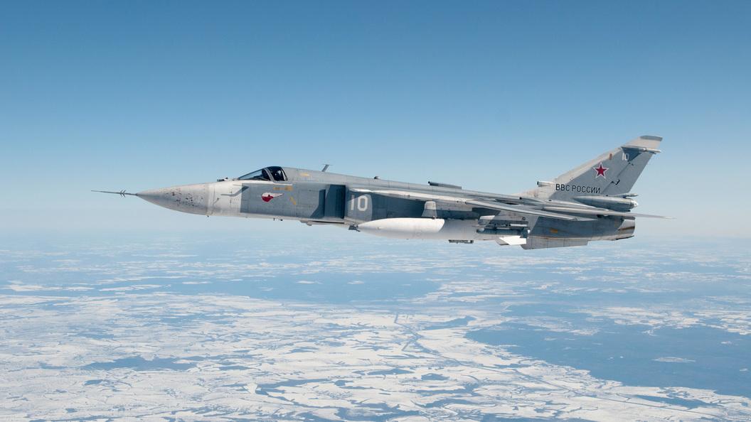 Истребитель ВВС Франции случайно разбомбил завод