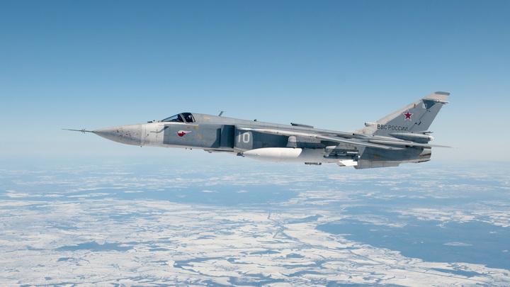 Российские самолеты испугали французский фрегат в Средиземном море