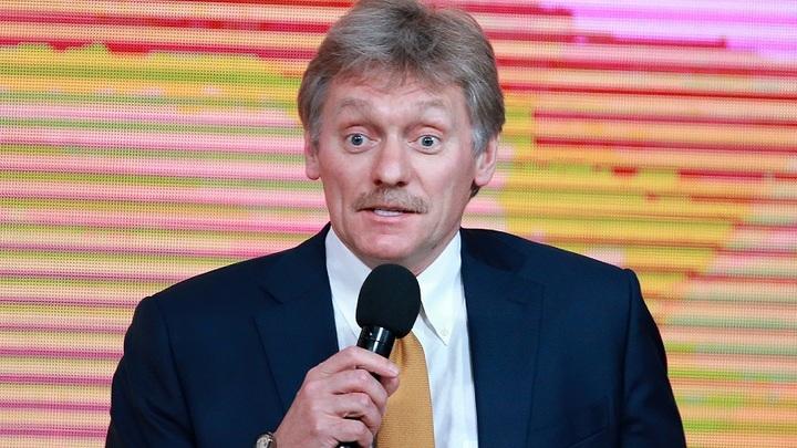 Путин не сможет прямо сегодня принять и. о. главы ДНР - Песков