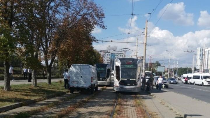 В Ростове трамвай насмерть сбил пешехода