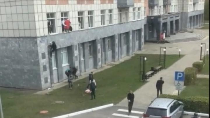 Стрельба в Пермском государственном университете 20 сентября: Ростов-на-Дону скорбит со всей Россией