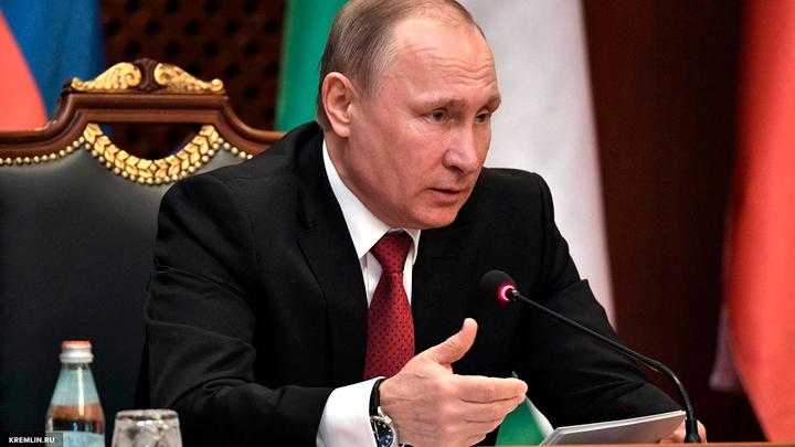 Путин встретился с руководством Центра помощи пропавшим и пострадавшим детям
