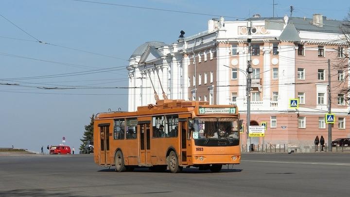 Работу троллейбусов №9 и №13 продлят 15 мая в Нижнем Новгороде