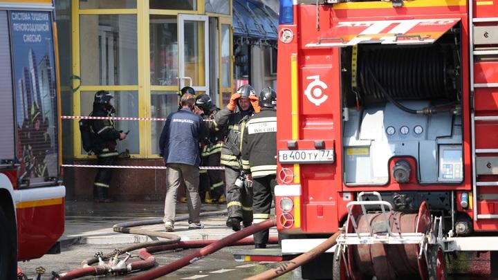 В одном из цехов Уралвагонзавода вспыхнул пожар