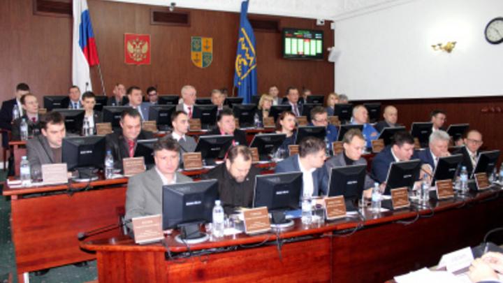 Руководство фракции КПРФ в думе Тольятти может допустить развал этой фракции