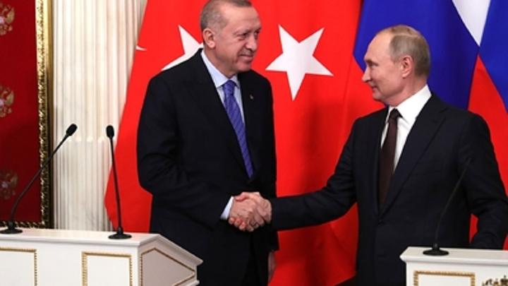 Эрдоган заверил, что Турция может снова закупить С-400 у России: Никто не может вмешиваться