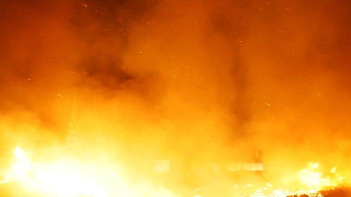 Еда у вас не огонь: Рассерженный ужином петербуржец спалил шашлычку и попал на 7,5 млн