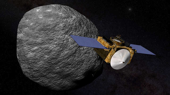 Километровый астероид сблизится с Землей 22 июля