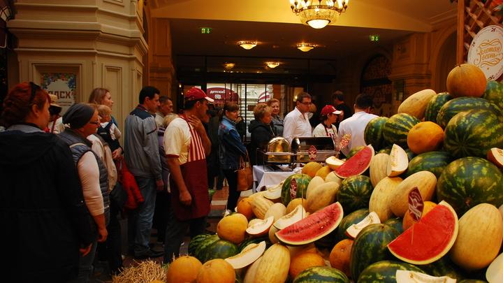 Не продержался и недели: Минсельхоз снял запрет на овощи и фрукты из Абхазии