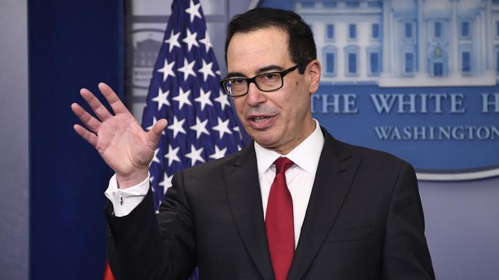 Минфин США грозит протащить вопреки Трампу санкции против России