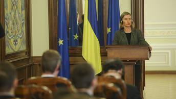 И выборы в Крыму не признаем: Могерини продолжает испытывать терпение русофобскими заявлениями