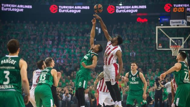 Баскетболисты Жальгириса впервые с 1999 года вышли в Финал четырёх Евролиги